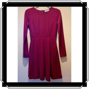 NWT Abby & Anna Fit and Flare Dress Size L…